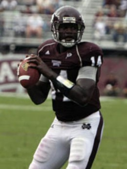 QB Chris Relf  Miss. State