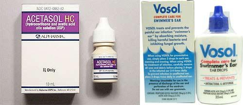 Acetic Acid in Medicine
