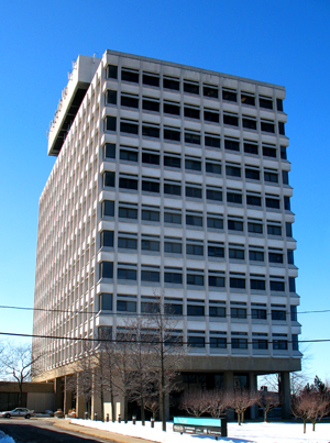 Tower East, Shaker Heights, Ohio