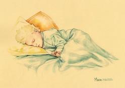 My Slumbering Dove