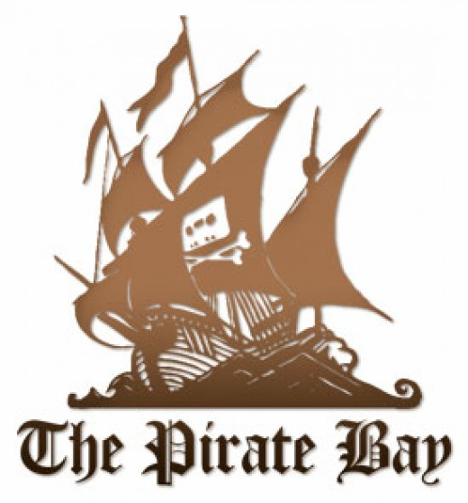 The Pirate Bay is a good example of a site with free torrent downloads