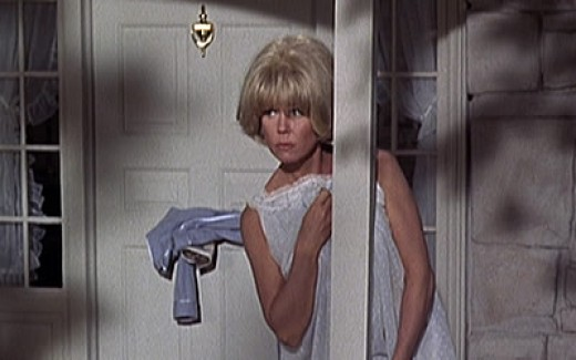 Doris Day in Send Me No Flowers