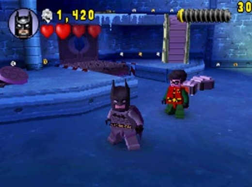 Lego DS Games