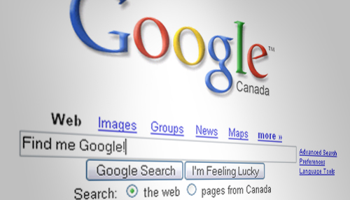 Get yourself found by search engines