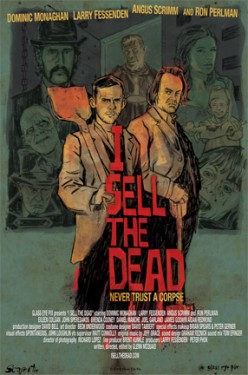 "Movie review: ""I Sell the Dead"""