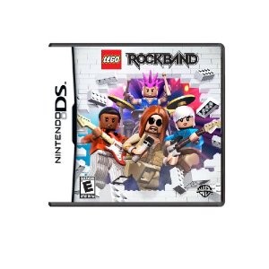Lego Rock Band DS Great Lego DS Game.