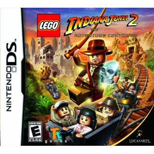 Lego Indiana Jones 2 DS The Adventure Continues