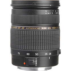 Tamron 28-75 f/2.8  Lens for Canon