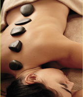 Hot Stone Massage in D'Spa Boracay