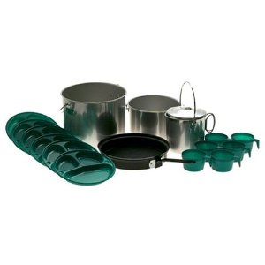 Open Country Weekender 6-Person Cook Set