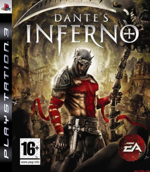 Apparently, there is a game about hell, but it's based on Dante's Inferno. Who's fired up to play?
