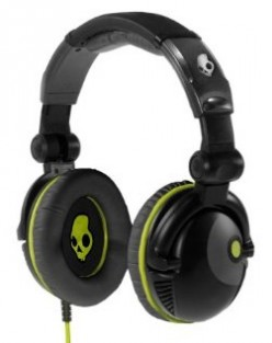 Available in green and black - Top DJ headphones 2016