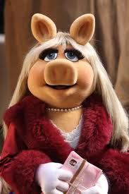 Miss Piggy. Her contacts in high places facilitated the fraud.