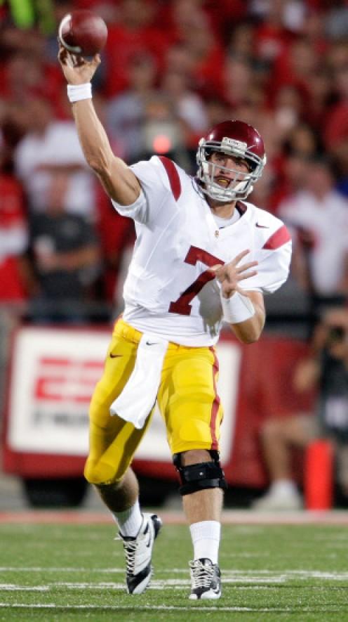 QB Matt Barkley   USC