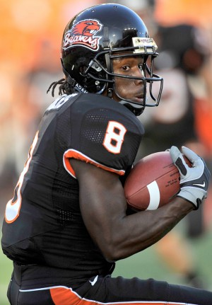 WR James Rodgers   Oregon State