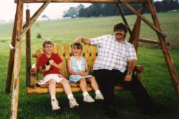 Hanging out at Uncle Stanley's was one of the coolest things to do that summer.