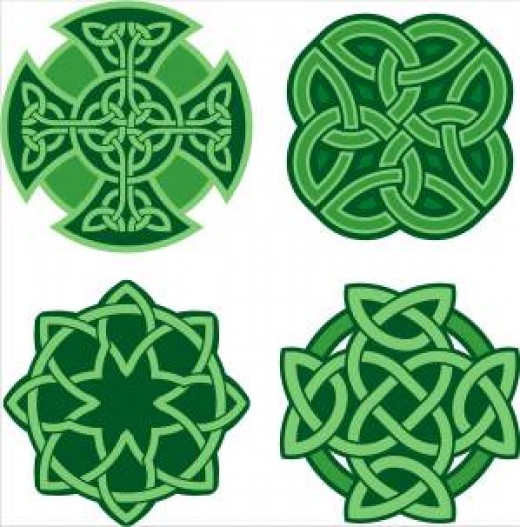 Irish Celtic Symbols For Strength Lektonfo