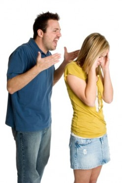 Screaming and swearing at your wife will destroy the marriage for husband and wife