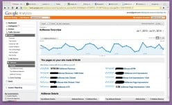 Analyzing Adsense income with Google Analytics custom segments