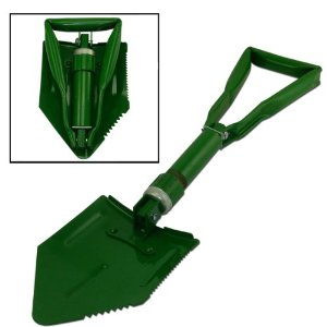 "28"" Camp Folding Shovel"