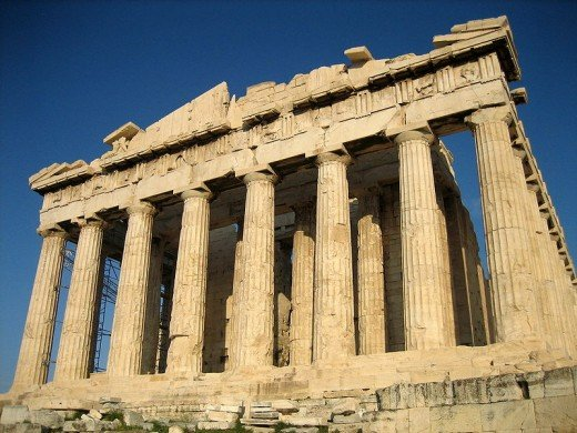 Ancient Greece was a Plutocratic state.