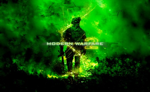 Ohh Modern Warfare 2, how we love you