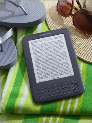 The Kindle (Public Domain Image)