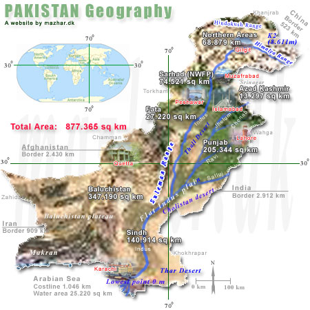 Pakistan is a diverse and complex country composed of lowlands, mountains, flood plains, the Indus River and deserts. With better management and engineering solutions, Pakistan can avoid the kind of disaster it has seen in 2010. Further, desert regio