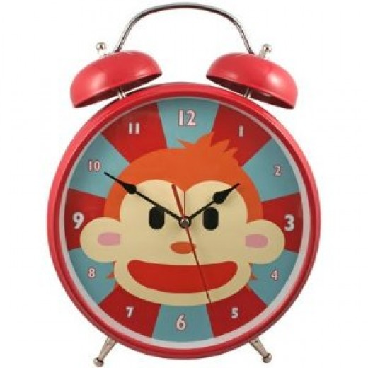 One of the cutest alarm clocks for children and kids of all ages