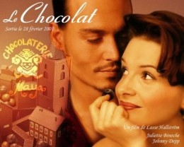 Chocolate - the movie