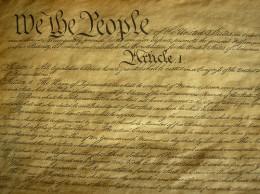 Attribution:  US Constitution by Thorne Enterprises     Flickr.com