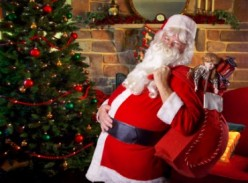 Is Santa Clause Real?  Crazdwriter has a few words to say on this whole Claus question