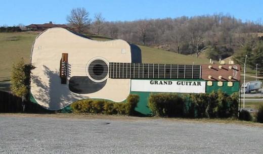The Grand Guitar Museum