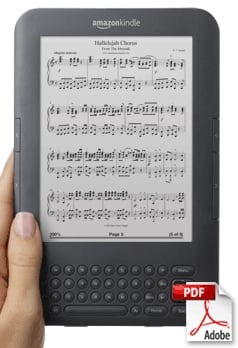 This is a pdf file being displayed.  But it's the closest thing to a 'picture' of music I could find!