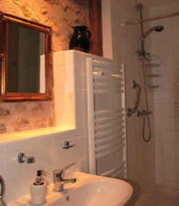All the Bed and Breakfast rooms have en-suite bath and shower rooms and private WC's
