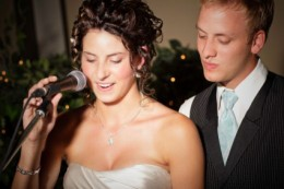Perfect Groom Wedding Speech with Bride