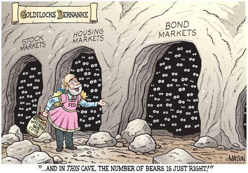 Bernanke is the mouthpiece of the Ruling Elite and you should be very afraid of this man.