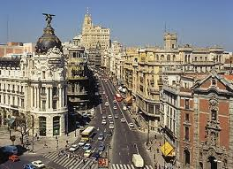 Gran Via  Photo credit - google images