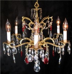 Home Improvement Buy a Crystal Chandelier Online - Cheap Chic