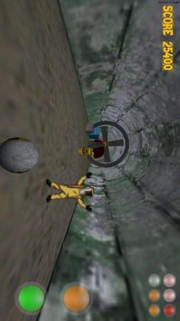 Screenshot of Radio Ball 3D, from Androlib.com