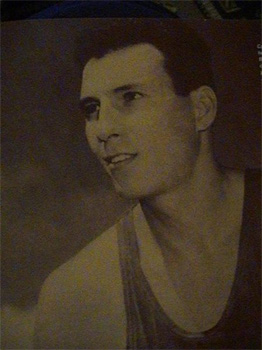 "Carlos ""Caloy"" Loyzaga, led the Philippine Team to a Bronze Medal in the Games"