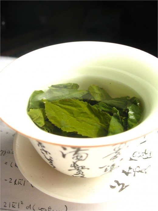 Green Tea Diet Tip