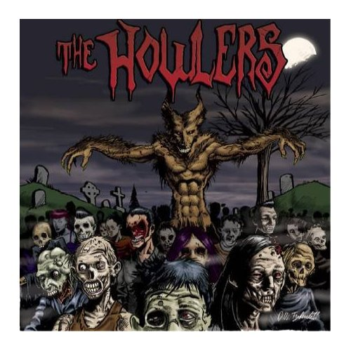 The Howlers - Follow the Wolf EP