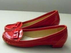 Red Shoes; Every Woman Should Have a Pair!