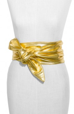 Fashion Trends of Fall 2010: Gold