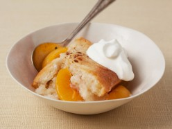 The Best Peach Cobbler You Will Ever Eat