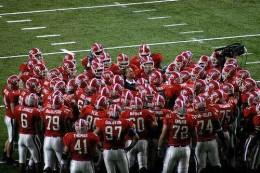 2010 Georgia Bulldogs must win games (at South Carolina, vs Tennessee, vs Florida (Jacksonville), at Auburn and vs Georgia Tech)
