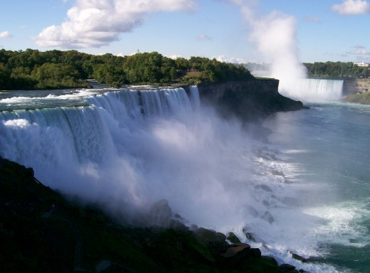 New York's view of Niagara falls. Courtesy http://upload.wikimedia.org/wikipedia/commons/1/12/Niag715.jpg