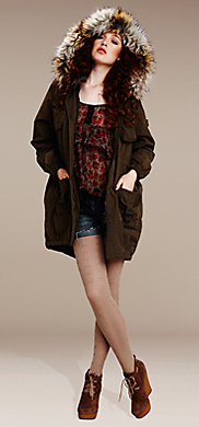 Parkas are back