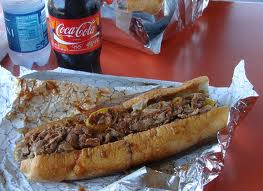 Cheesesteak from Chink's Steaks